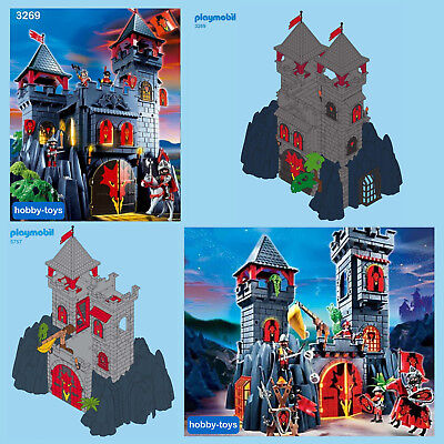 Playmobil * ROCK / RED DRAGON CASTLE 3269 3328 5757 Spares * SPARE PARTS SERVICE