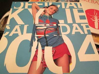 Kylie Minogue Official 2004 Calendar 12x12 Inches