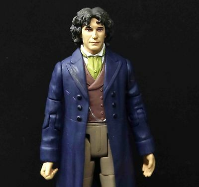 """Doctor Who THE Eighth 8th Doctor Paul McGann action figure 5.5"""" old #dsae3"""