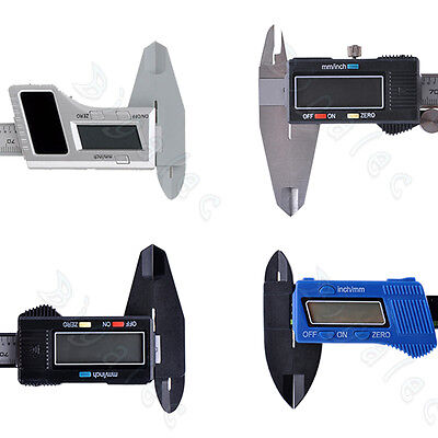 150mm/200mm Digital Vernier Caliper Electronic LCD Display Gauge Micrometer Tool