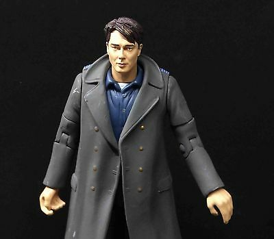 """Doctor Who COATLESS CAPTAIN JACK action figure 5.5"""" old #SF4"""