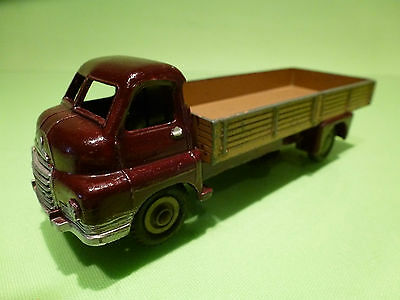 Dinky Toys 522 Big Bedford Truck - Maroon 1:50? - Good Condition