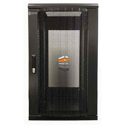 27U Server Rack 600 (W) x 600 (D) x 1400 (H) Mesh Door Data cabinet FLAT PACK