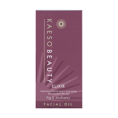 Kaeso Elixir Fig & Mulberry Facial Oil 50ml Bottle