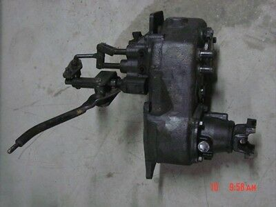 79-87 JEEP T18 transmission case CJ 4 speed J10 T 18 7 housing parts