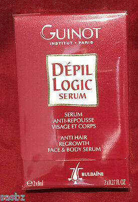 GUINOT Depil logic serum 2 x 8ml