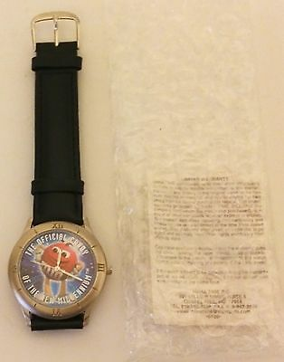 2000 Mars Inc Red M&m The Official Candy Of The Millennium Watch - China