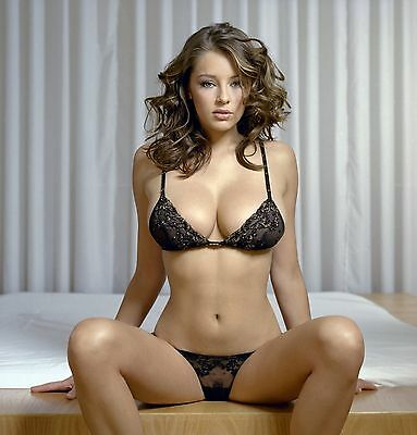 Keeley Hazell 8X10 Glossy Photo Picture