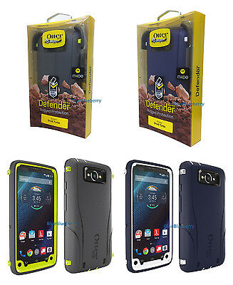 New! Otterbox Defender Series for Motorola Droid Turbo Phone Case & Clip