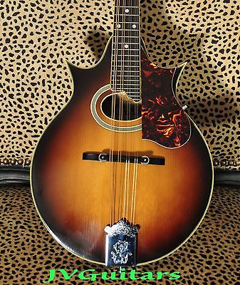 1976 TAKA 2 point Mandolin Vintage Japan Crafted near mint Beautiful JVGuitars