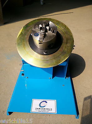 2~20RPM Light Duty Welding Positioner with 80mm Chuck Brand