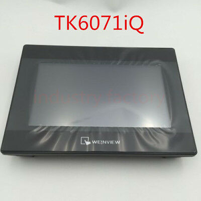 "TK6070iQ Weinview HMI 7"" Touchscreen 800*480 USB Host with Software New"