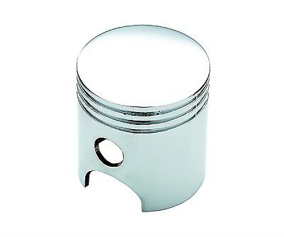 Mr. Gasket 9625 Chrome Plated Piston Style Gear Die Cast Shift Shifter Knob