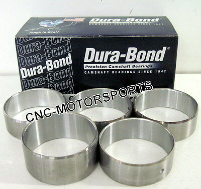 F-26 Dura Bond Cam Bearings Ford 351C 351M 400 351 Cleveland