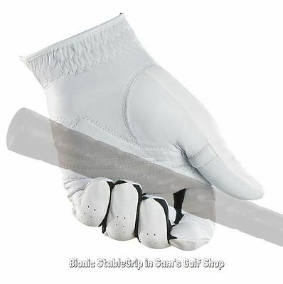 Bionic Golf Gloves StableGrip For  Right Handed Golfers Fits The Left Hand