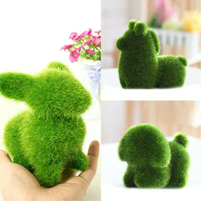Artificial Topiary Tree Animal Plant Potting Outdoor Indoor Mini Originality New