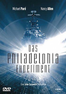 Das Philadelphia Experiment - John Carpenter  DVD/NEU/OVP