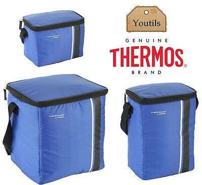 Thermos Insulated Cooler Cool Bag Cool Box Camping Food Storage Thermocafe