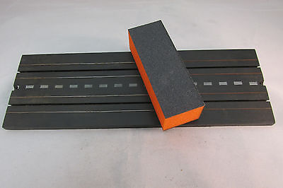 Track Cleaning Block ~ Works On Carrera, Scalextric, Strombecker, & Others