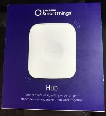 Samsung SmartThings Hub 2nd Gen Brand New Sealed Smart Things Home Automate V2