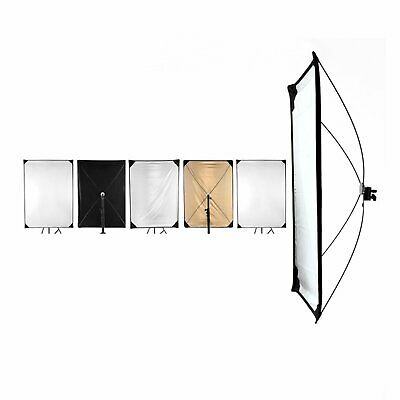 Photography Light Control Panels System fabrics 5-in-1 Lighting Photo Reflector