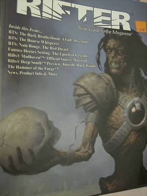 Rifter Roleplaying Sourcebook #36-Dark Brotherhood/Hoarse Whisperer/Nain Rouge-