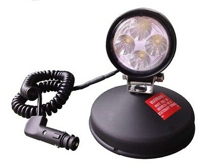 Britax L80 LED work lamp / light with magnetic base 12/24V for recovery & rescue