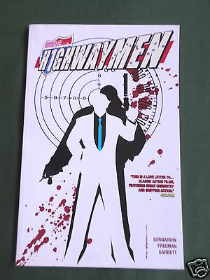 The Highway Men  - Wildstorm Graphic Novel - Softcover - 2008