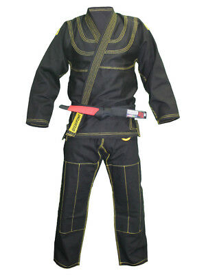 Break Point Classic Jiu-Jitsu Gi (Black)
