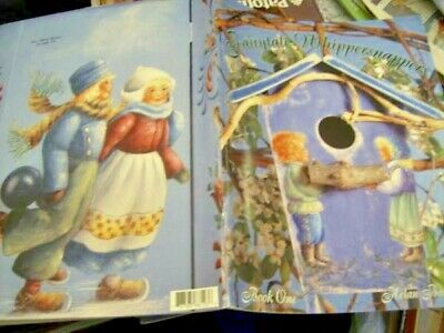 Fairytale Whippersnappers Painting Book #1- Barrick-Johnny Appleseed/Jack &