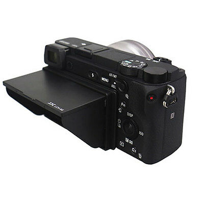 JJC LCH-A6 LCD Hood For Sony A6300 and A6000 cameras Screen protector  shield