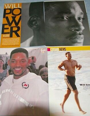 WILL SMITH 499x Clippings Covers Pinup 1990s-to-recent