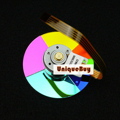 Projector Colour Color Wheel Model For Benq W1000+ Replacement Color Wheel New