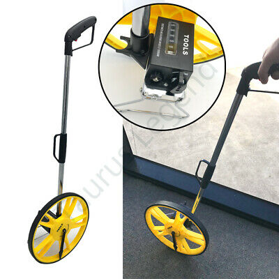 Professional Walking Measuring Wheel 10000m for Land Road Precise Measurement