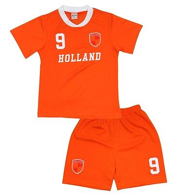 Kinder Fussball Trikot Set *hose & Shirt* Holland Niederlande