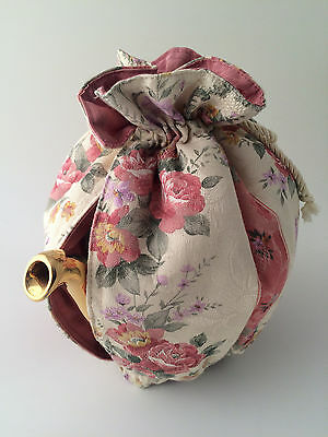 REGENCY Wrap Around Reversible TEA COZIE NWT  Fits up to 6 cup Teapot