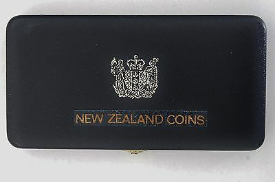 1977 New Zealand Special Royal Mint Collector Uncirculated 7 PC Coin Set LV#14