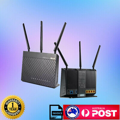 OEM Asus RT-AC68U Wireless AC1900 Router 2.4GHz / 5GHz T-Mobile TM-1900