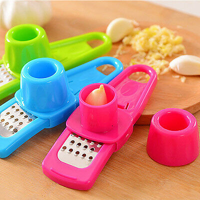 Creative Simple Grind Garlic Ginger Device Kitchen Tools Mill