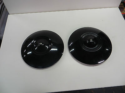 Vespa 10 Inch Wheel Discs  N.o.s Suitable For Px/rally/sprint/gl/gs150/gs160 Etc