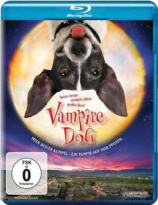 Vampire Dog  Blu-ray/NEU/OVP
