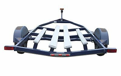 "Caliber Bunk Wrap, 2"" x 4"" boat trailer / boat lift bunk wrap, Lifetime Warranty"