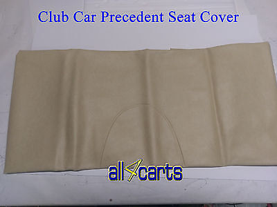 Club Car Precedent Bottom Seat Cover | Beige | Buff | Tan | 2004 newer Golf Cart