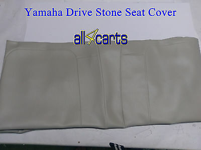 Yamaha Drive Golf Cart Seat Bottom Cover Stone | 2007 up | G29 | YDR