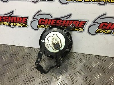 Yamaha Yzfr1 Yzf R1 5vy 2004 2005 2006 Cooling Rad Coolant Radiator Right Fan