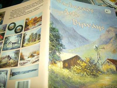 Backroads & Byways Painting Book #17- Landscapes In Oil, Dorothy Dent