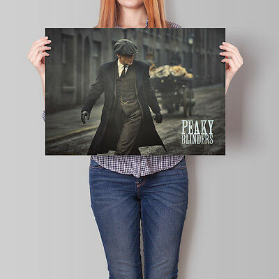 Peaky Blinders Poster TV Show Thomas Shelby Cillian Murphy A2 A3 A4