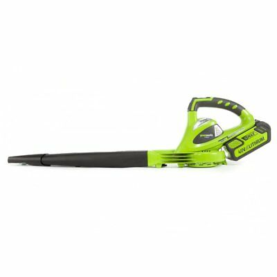Greenworks G-MAX 40V 150MPH Cordless Sweeper Tool Only - 24282