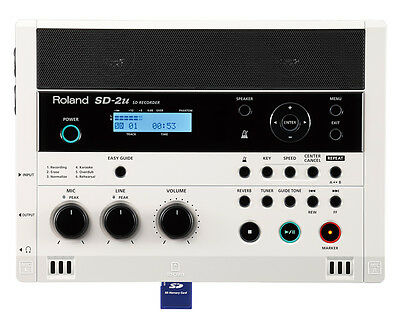 Roland SD-2u Digital SD Recorder