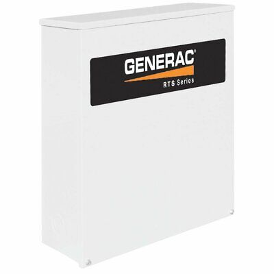 Generac RTSN100G3 Guardian 100-Amp Fully Automatic Transfer Switch 120/208V